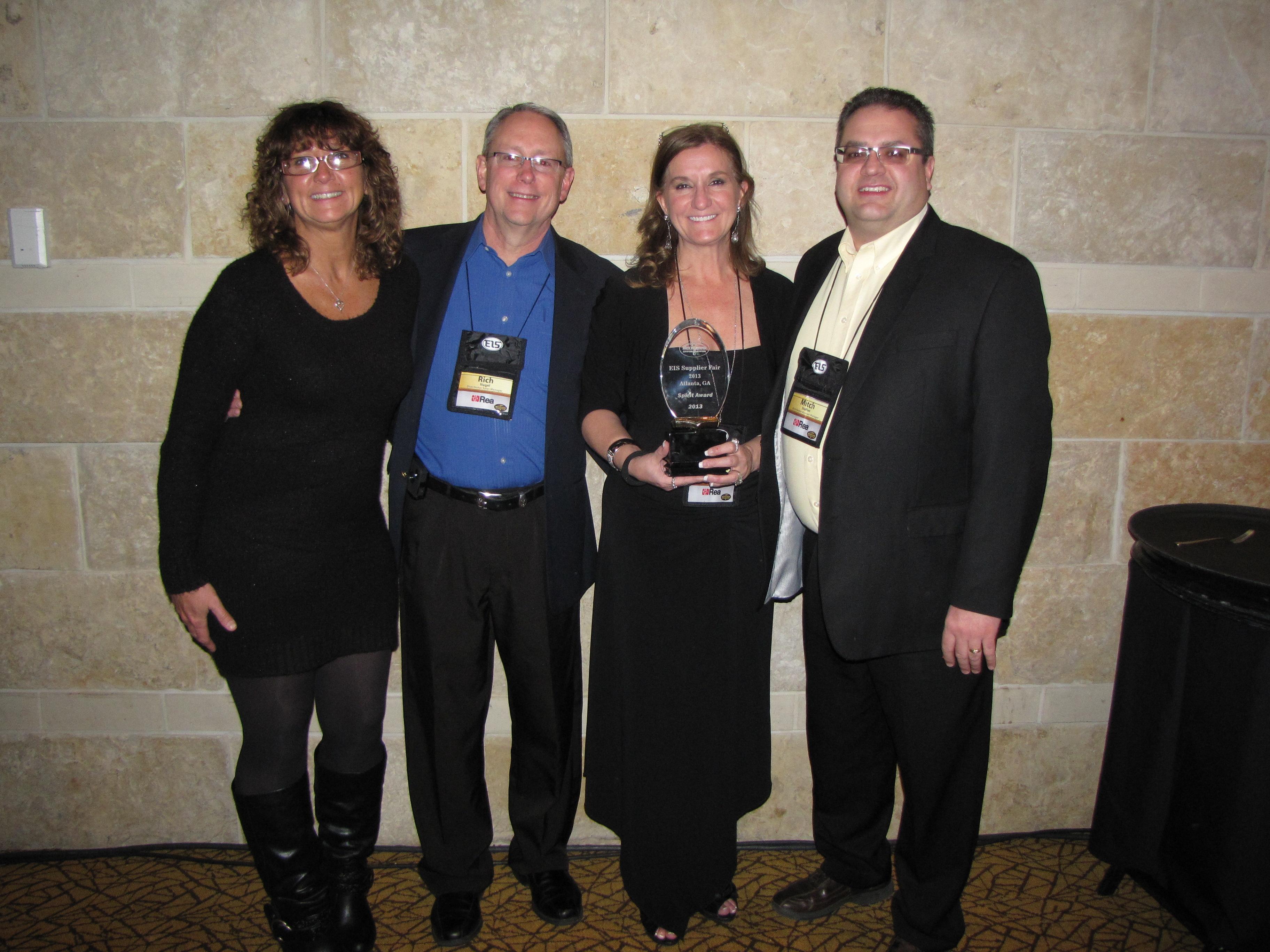 EIS 2013 Spirit Award